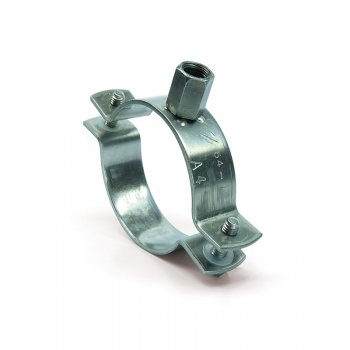Qwikclamp Stainless Steel Pipe Clamps - Unlined