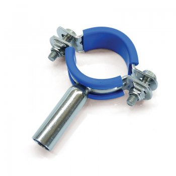 Qwikgienic Pipe Clamps - Plain Boss
