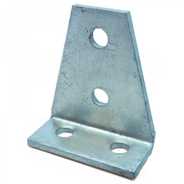 Right Angle Channel : Right angle support bracket stainless steel from mcp uk