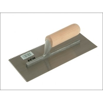 RST Notched Trowel V Serration 5mm