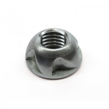 Secure Nut - A2 Stainless Steel