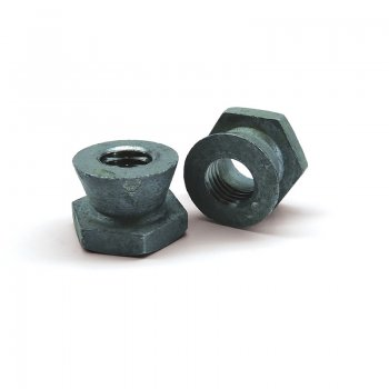 Shear Nuts - Galvanised