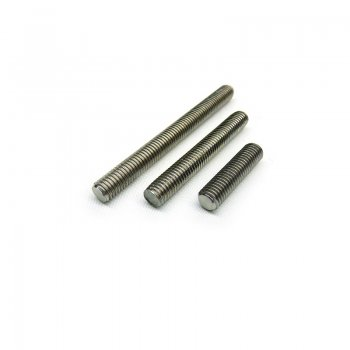 Short Studs - Stainless Steel