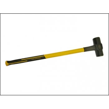 Sledge Hammer Fibreglass Handle Trade 14lb