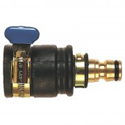 Smooth Tap Connector