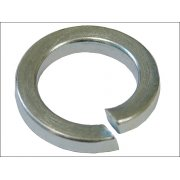 Spring Washers Square Section BZP M24