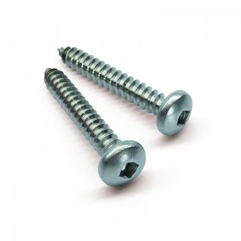 Stainless Steel A2 Qwiktap Pan Head Stelf Tapping Screws