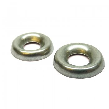 Stainless Steel Screw Cup Washers