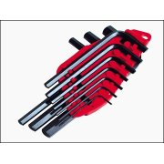 Hex Key Set Metric Stanley 10 Pce 1.5-10mm