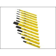 Punch and Chisel Set Stanley 12 Pce