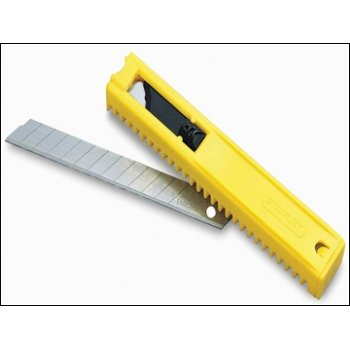 STANLEY Snap Off Knife Blade 9mm Pk 10