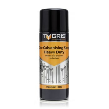 TYGRIS Heavy Duty Galv Spray 400ml