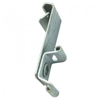 Vertical flange cable Tie Clips