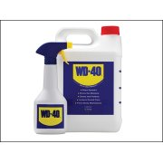 WD40 5 Litre Plus Spray Bottle