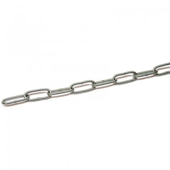 Welded Chain - Stainless Steel