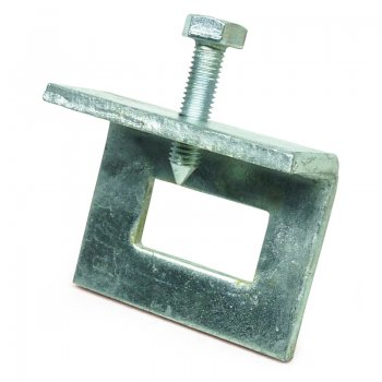 Window Beam Clamp Stainless Steel c/w Conepoint 21mm