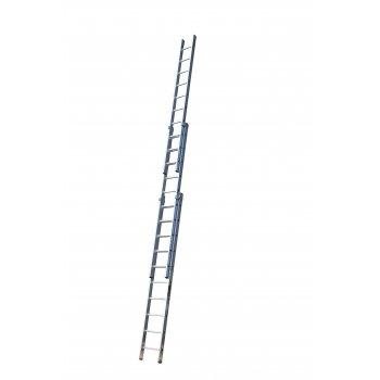 YOUNGMAN Aluminium 3 Part Ladder