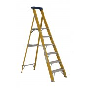 Youngman Fibre Glass Platform Step Ladder